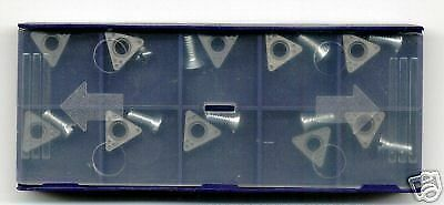 Brake Lathe Neg Rake Bits for Ammco 6914-10 NIB 10 Bits 1 Box
