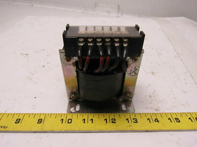 Transformer 50VA 180-200-220V Primary 100V Secondary 1PH 50/60Hz