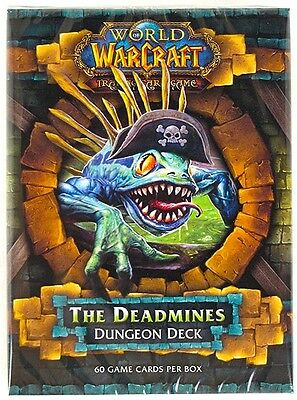 WoW World of Warcraft TCG Dungeon Deck: The Deadmines