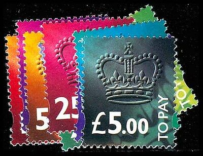 GREAT BRITAIN J104-12  Mint (ID # 76217)