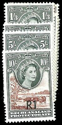 BECHUANALAND PROTECTORATE 169-79  Mint (ID # 78254)