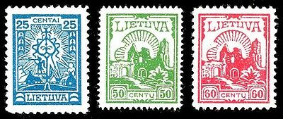 LITHUANIA 207-09  Mint (ID # 83055)