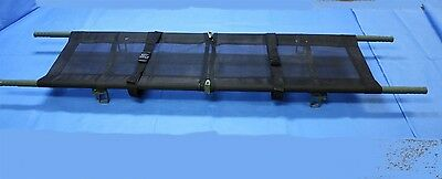 Ferno 108-T Military Issue Tactical Litter Stretcher Bi-Fold 1200 lbs. Capacity