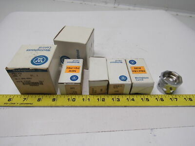 Westinghouse PB1YW Style 6715C31G99 Push Button Shroud Assembly Lot of 7