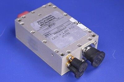 California Microwave/L-3 Telemetry Programmable S-Band Transceiver TTX6S-5A