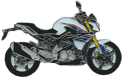 NEW BMW G 310 R Motorcycle Enamel BIKER Collector Pin Badge from Fat Skeleton