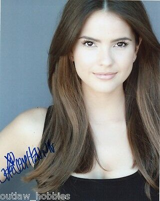 Shelley Hennig Teen Wolf Autographed Signed 8x10 Photo COA