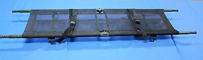 NARP Mass Casualty Bi-Fold Evacuation Stretcher Rescue Litter Raven US Navy 90C