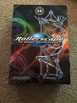 ROLLERSCAPE: The Marble Rollercoaster (Loncraine Brockton)