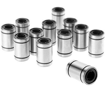 NEW 10mm LINEAR BEARING LM10UU 10X19X29 10mm X 19mm X 29mm BUSH BUSHING PUG9