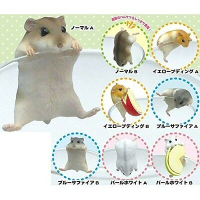 New PUTITTO Series HAMSTER All 8 types Complete Set KITAN CLUB from Japan