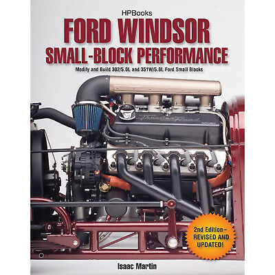 HP BOOKS 978-155788558-6 Ford Windsor Small Block Performance Book