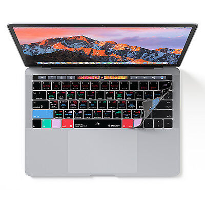 "Logic Pro X Keyboard Cover for MacBook Pro Touch Bar 13"" & 15"" Model"