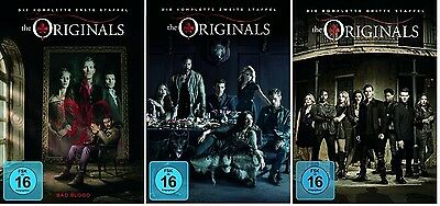 The Originals - Staffel 1+2+3 (1-3) DVD Set - NEU OVP