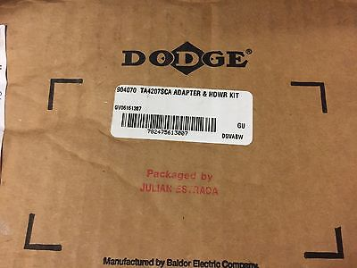 904070 - Dodge 904070 Ta4207Sca Adapter And Hardware Kit