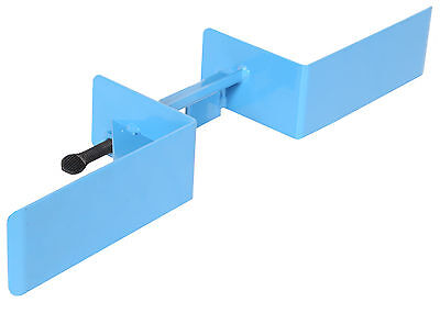 Woodward Fab bead roller roll guide fence WFBR6-FENCE straight gauge depth stop