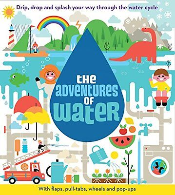 The Adventures of Water Rose Egmont UK Illustrator Sean Sims Anglais 14 pages