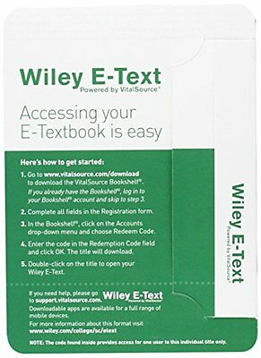 70-687 Confg Win8 8.1 Lab Manual Wiley E-Text Reg Card Anglais Paperback Book