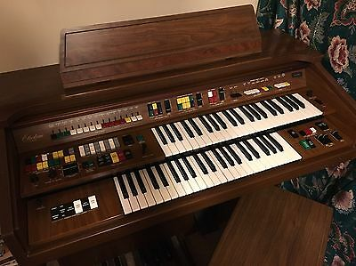 Yamaha Electone B-805 Electric Organ