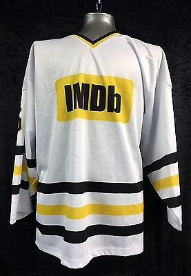 San Diego Comic Con 2016 Kevin Smith Party Promo IMDB Hockey Jersey XXL Rare