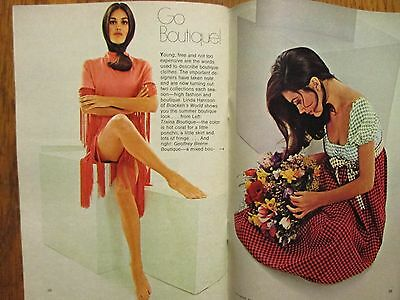 April--1970 TV Guide(LINDA HARRISON/FRED ASTAIRE/THEN CAME BRONSON/RAQUEL WELCH)