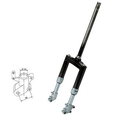 Fork BUZZETTI for Gilera Runner Pure Jet Purejet SP RST 50 from Bj. 2005