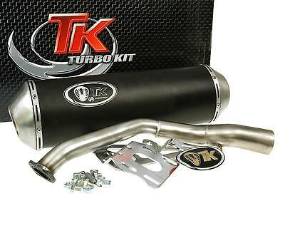 Exhaust for Suzuki Burgman 250 AN250 Carburettor yr. bj.1998-2002 Turbo Kit GMax