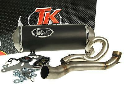 Exhaust Sport with E Characters Turbo Kit Gmax 4T for Suzuki Burgman 125 150 ab