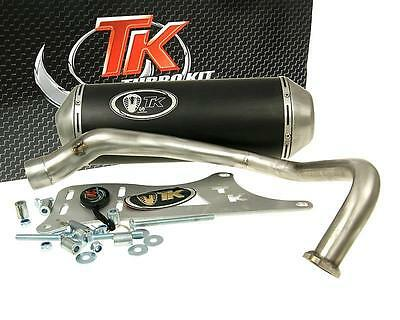 Exhaust Sport with E Characters Turbo Kit Gmax 4T for Kymco Dink Yager Spacer