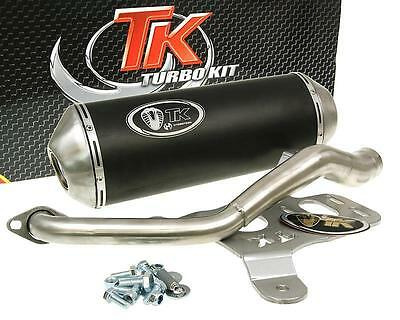 Exhaust Sport Turbo Kit GMax 4T for Yamaha Cygnus X Flame X 125 Scooter