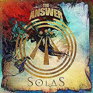 The Answer - Solas - Deluxe Edition (NEW CD)