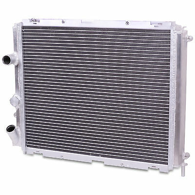 Lightweight Alloy Aluminium Race Radiator For Renault Clio 172 182 With Air Con