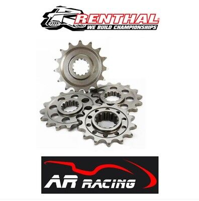 Renthal 14 T Front Sprocket 433-525-14 to fit Ducati Multistrada 1100 2007-2013