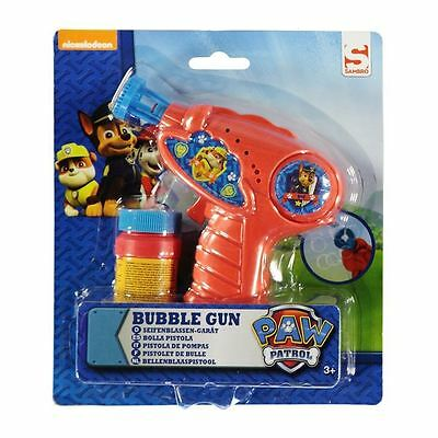 Character Kids Bubble Gun Unisex Home Infant Accessories