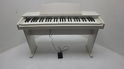 JDP-1 Junior Digital Piano by Gear4music, White - FAULTY - RRP £199.99