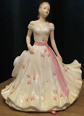 The English Ladies Co With Love Figurine
