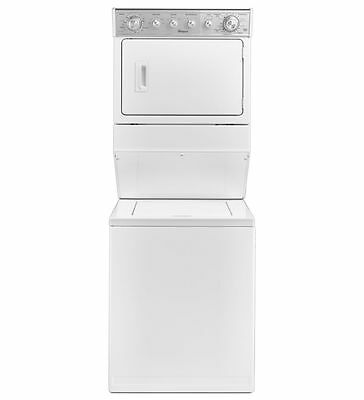 NEW Whirlpool Stacked Washer / Dryer Electric WET4027EW