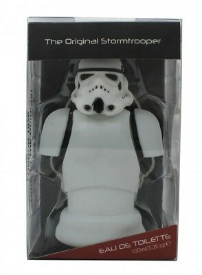 Star Wars Stormtrooper Eau De Toilette 100Ml Spray. New. Free Shipping