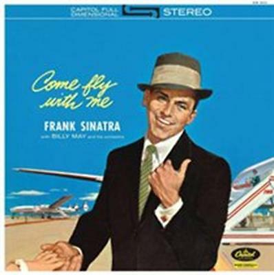 Frank Sinatra - Come Fly With Me NEW LP