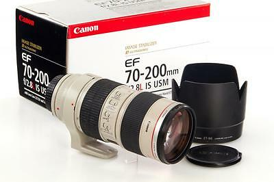 Canon EF 70-200/2,8 L IS USM // 28744,3