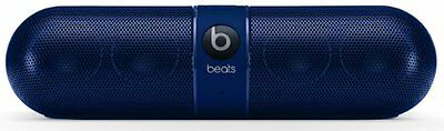 NEW Beats by Dre Pill 2.0 With Travel Plug - Blue