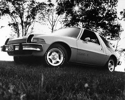 1975 AMC Pacer X ORIGINAL Factory Photo oae2953