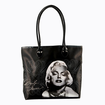 CLEARANCE PRICED Marilyn Monroe: Black & White Tote/Purse