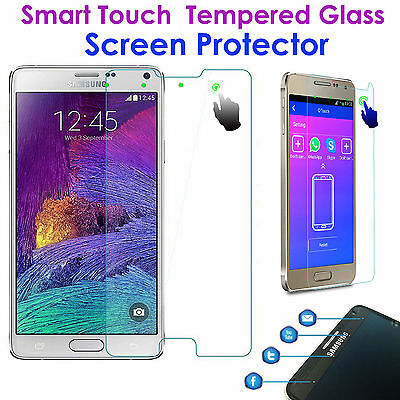 Genuine Gorilla Smart Touch Tempered Glass Screen Protector Film For Phone Model