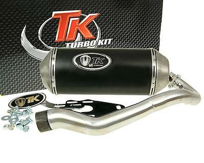 Exhaust Sport with E Characters Turbo Kit Gmax 4T for Vespa GTS 300