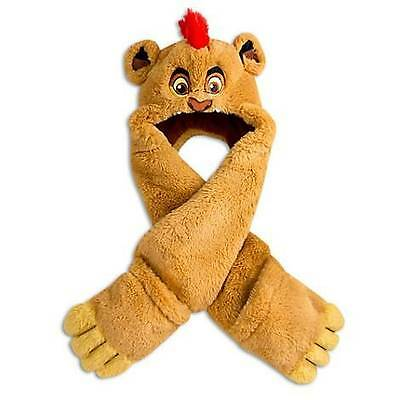 Disney The Lion Guard Kion Snood Scarf Size Xxs Xs S M New!