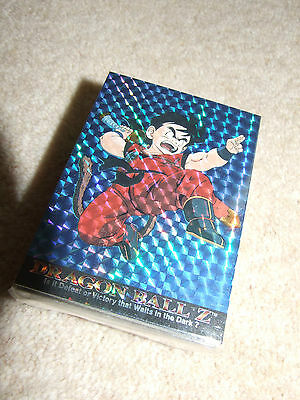 Dragonball Z Series 1 Complete Basic Trading Card Set (60) + Wrapper