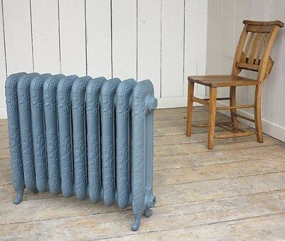 Cast Iron Radiators Ornate Daisy Design Traditional Next Day Delivery Ukaa