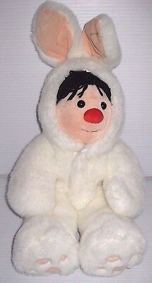 """The Big Comfy Couch MOLLY in BUNNY RABBIT COSTUME Plush 18"""" Doll"""