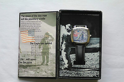 Life Goes To The Moon Special Edition Watch Never Used Mib